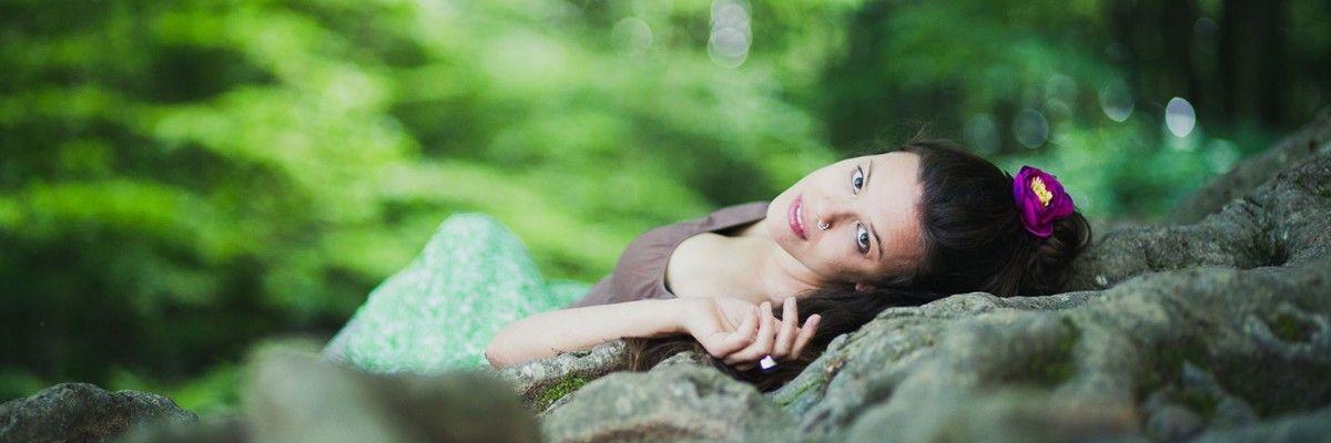 Retrato | La música del bosque