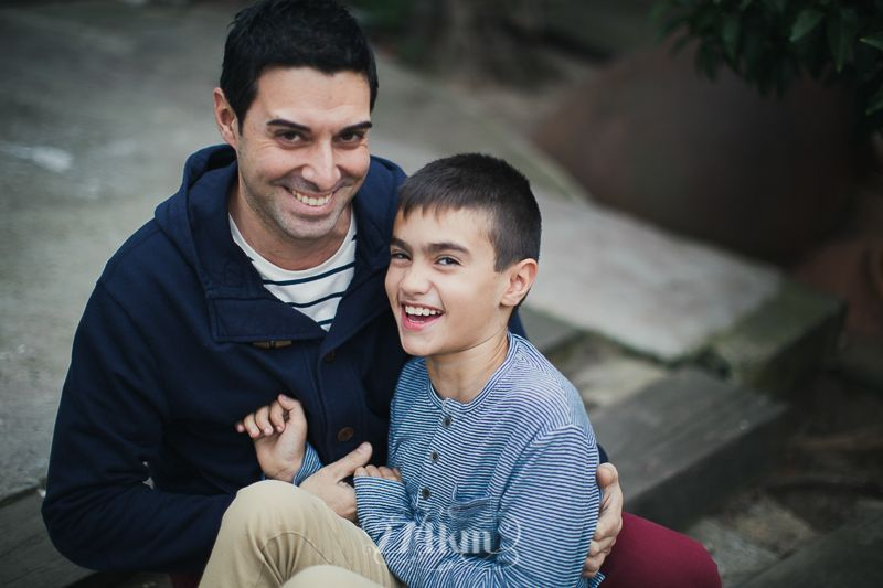 Sesión de fotos de familia en mercantic Sant Cugat en barcelona (32)