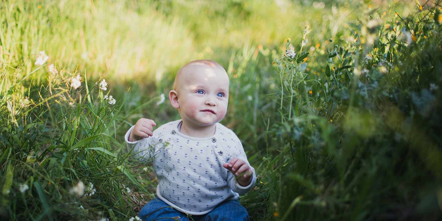 Las mejores fotos de bebés graciosas