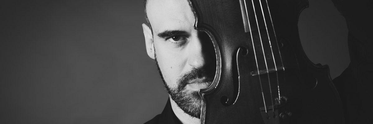 Mi profesor de violín