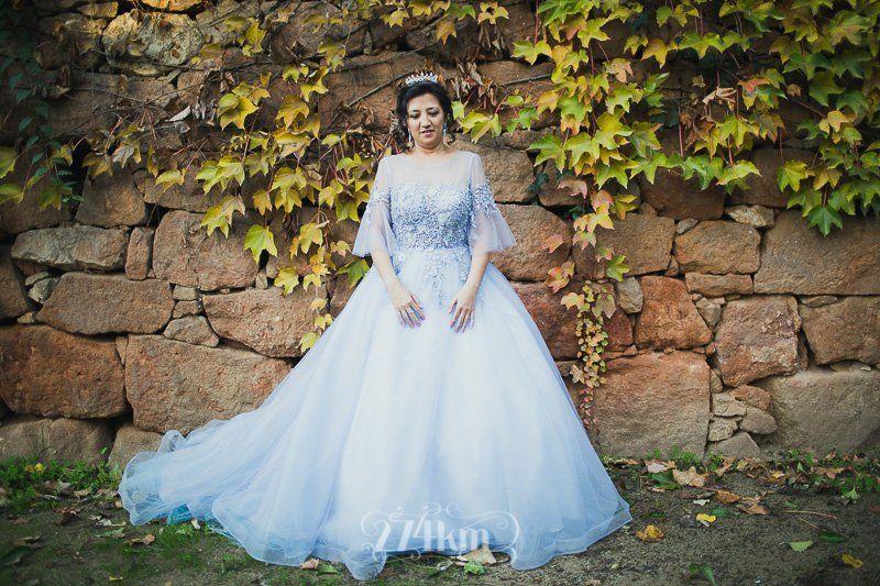 Sesión de fotos de princesa en exterior en barcelona (9)