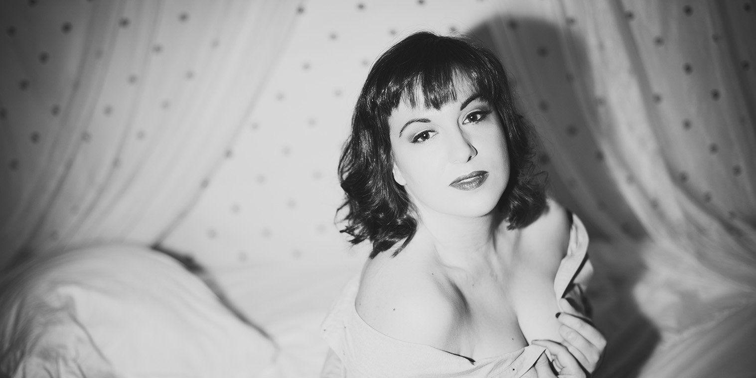 Sesión de fotos boudoir en estudio en barcelona (5)