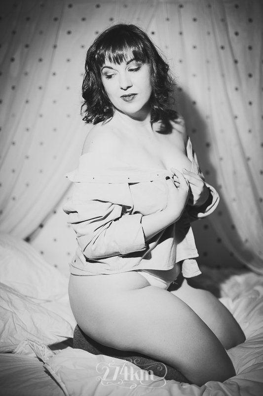 Sesión de fotos boudoir en estudio en barcelona (4)