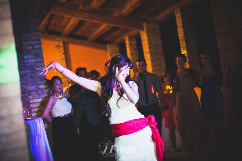 danza del vientre novia