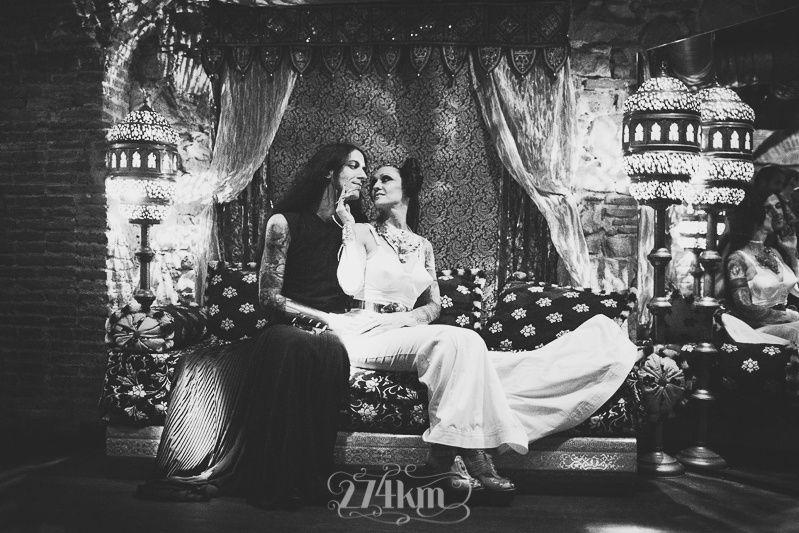 kleopatra y anubis boda egipcia