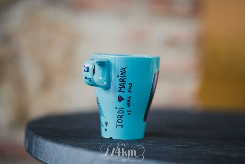 tazas regalo invitados boda